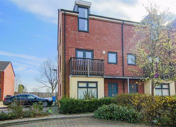 3 bed town house for sale in Mere Drive, Swinton, Manchester M27