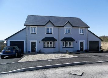 Thumbnail 8 bed detached house for sale in Cae Rwgan, Aberbanc, Penrhiwllan, Llandysul