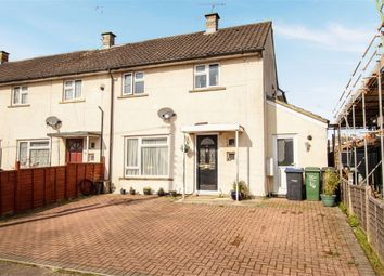 Thumbnail 3 bed end terrace house for sale in Lords Mead, Chippenham, Wiltshire