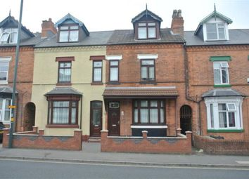 Thumbnail 4 bedroom terraced house for sale in Slade Road, Erdington