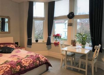 Thumbnail  Studio to rent in Percy Road, Bournemouth