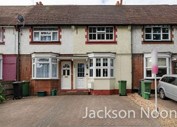 Thumbnail 3 bed terraced house for sale in Hook Road, Epsom