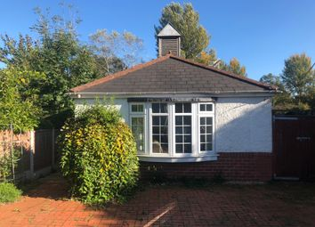 Thumbnail 1 bed detached bungalow to rent in Worcester Road, Low Hill, Kidderminster