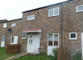 Thumbnail 3 bed terraced house to rent in Watergall, Bretton, Peterborough