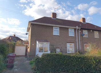 Thumbnail 3 bed semi-detached house to rent in Cavendish Street, Langwith, Mansfield