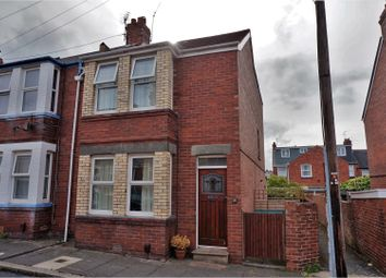 Thumbnail 3 bed end terrace house for sale in Normandy Road, Exeter