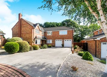 Thumbnail 5 bed detached house for sale in Dunston Drive, Hessle