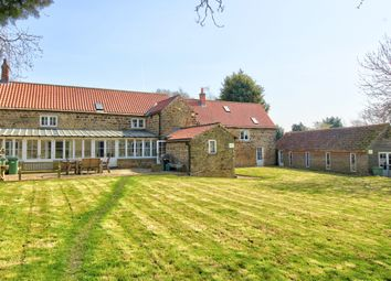 Thumbnail 5 bed farmhouse for sale in Stainsby, Heath, Chesterfield