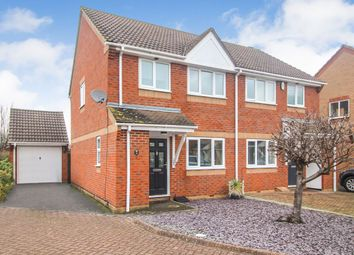 3 bed semi-detached house for sale in St. Marys Close, Elstow, Bedford MK42