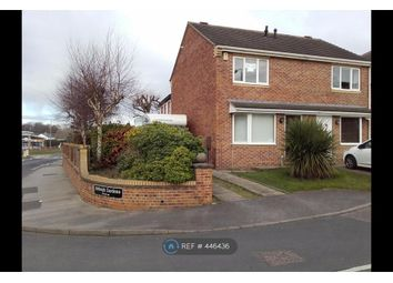 Thumbnail 2 bed semi-detached house to rent in Ashleigh Gardens, Ossett