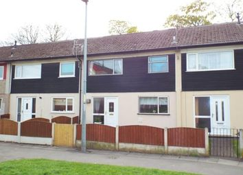 Thumbnail 3 bedroom terraced house for sale in Grasmere Avenue, Warrington, Cheshire