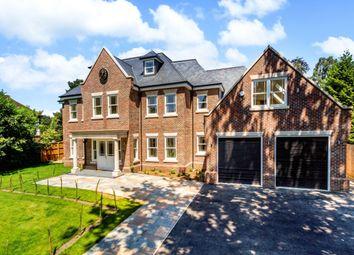 Thumbnail 6 bed detached house to rent in Beechwood Avenue, Weybridge