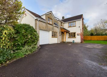 Thumbnail 5 bed detached house for sale in The Crest, Hinton, Chippenham