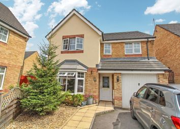 4 bed detached house for sale in Old Hall Close, Newport NP10