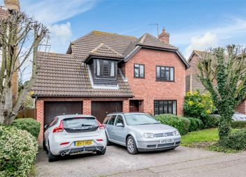 Thumbnail 4 bed detached house for sale in Goldcrest Close, Colchester, Essex