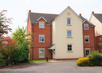 Thumbnail 2 bed flat for sale in Dann Place, Wilford