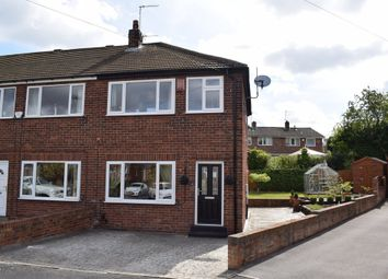 Thumbnail 3 bed end terrace house for sale in Kingsley Close, Outwood, Wakefield