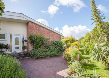 Thumbnail 4 bedroom detached bungalow for sale in Tretower Close, Plymouth