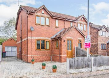 Thumbnail 3 bed semi-detached house for sale in Brooklands, Maltby, Rotherham