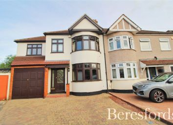 Thumbnail 5 bed semi-detached house for sale in Clarence Avenue, Upminster