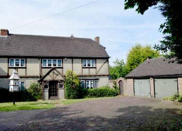 Thumbnail 4 bed property for sale in School Road, Saltwood, Hythe