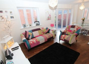 Thumbnail 4 bedroom end terrace house for sale in Horace Close, Shortstown, Bedford