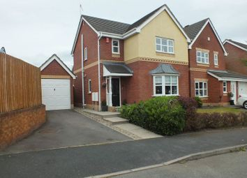 Thumbnail 3 bed detached house for sale in Row Moor Way, Norton Heights, Stoke-On-Trent