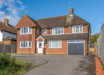 Thumbnail 5 bed detached house for sale in Tower Lane, Bearsted, Maidstone, Kent