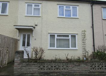 Thumbnail 3 bedroom terraced house to rent in Tacon Road, Felixstowe