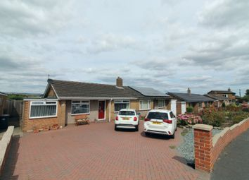 Thumbnail 3 bed bungalow for sale in Bankwell Drive, Bishop Auckland