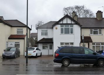 Thumbnail 3 bedroom end terrace house for sale in Thornton Road, Croydon
