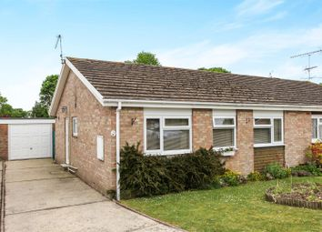 Thumbnail 2 bed semi-detached bungalow for sale in Thurlow Close, Amesbury, Salisbury