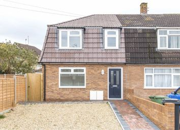 Thumbnail 3 bedroom end terrace house for sale in Rodney Crescent, Filton, Bristol