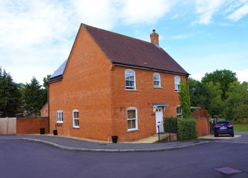 Thumbnail 3 bed detached house for sale in Bayfields, Gillingham