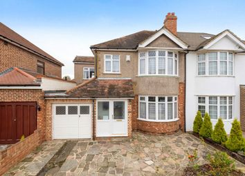 Thumbnail 4 bed semi-detached house for sale in Montbelle Road, London