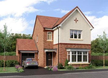 "Thumbnail 4 bed detached house for sale in ""The Esk"" at Sadberge Road, Middleton St. George, Darlington"