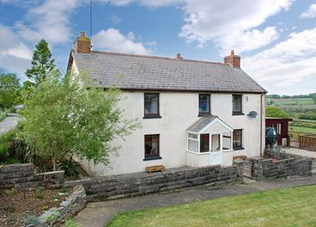 Thumbnail 3 bedroom detached house for sale in Blaenffos, Boncath