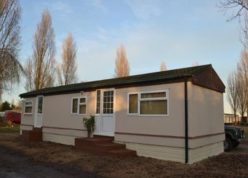 Thumbnail 2 bed detached house for sale in Waterside Holiday Park, Essex, Uk
