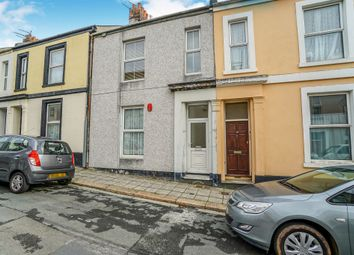 Thumbnail 2 bed flat for sale in Clifton Street, Plymouth