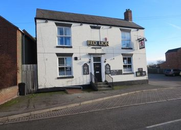 Thumbnail Leisure/hospitality for sale in Red Lion Inn, 9 Newbold Road, Nuneaton, Leicestershire