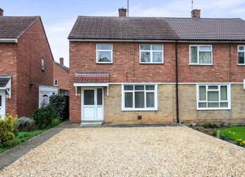 Thumbnail 3 bed semi-detached house for sale in Paston Ridings, Peterborough