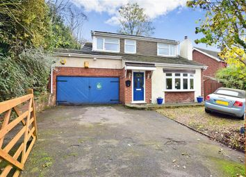 Thumbnail 4 bed detached house for sale in Scotby Avenue, Walderslade, Chatham, Kent