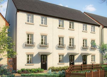 """Thumbnail 4 bed town house for sale in """"The Harrogate"""" at Pioneer Way, Bicester"""