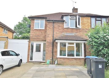 Thumbnail 3 bed semi-detached house to rent in Ashley Road, Woking, Surrey