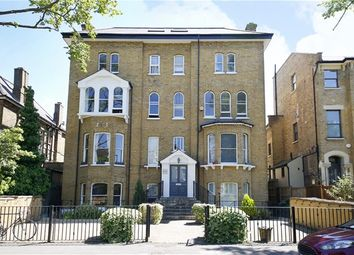 Thumbnail 3 bed flat to rent in Underhill Road, London