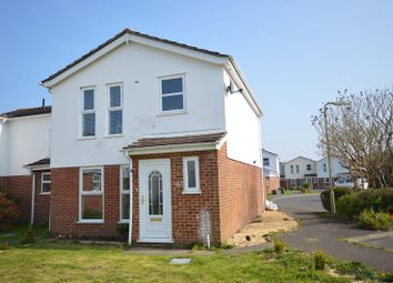 Thumbnail 3 bed end terrace house for sale in Meadowlands, Pennington, Lymington