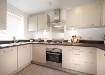 Thumbnail 2 bed flat for sale in Fircroft Way, Edenbridge, Kent