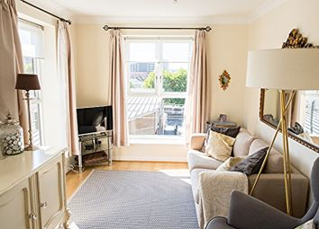 Thumbnail 2 bed flat for sale in 1 Audley Drive, London