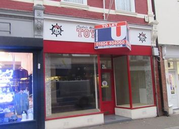 Thumbnail Retail premises to let in 21A Market Street, Wellingborough, Northamptonshire