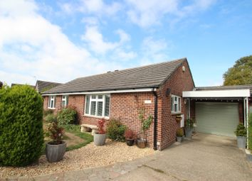 Thumbnail 3 bed detached bungalow for sale in Keyes Close, Mudeford